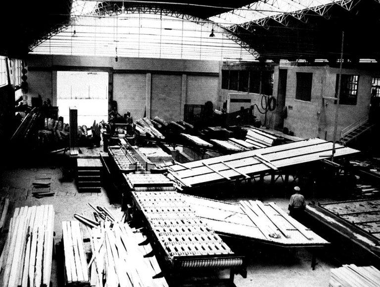 Lavorazione del legno presso la più antica segheria valtellina